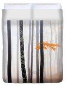 Delicate Forest Duvet Cover