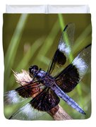 Delicate Wings Of A Dragonfly Duvet Cover