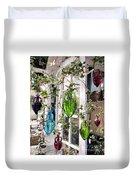 Delightful Hanging Gardens Duvet Cover