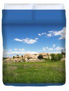 Dells And Lake Duvet Cover