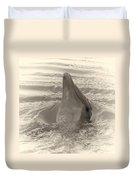 Delphin 1 Duvet Cover