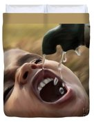 Demand For Clean Water 3 Duvet Cover