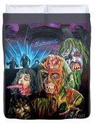Demons Duvet Cover