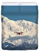 Denali Air Duvet Cover