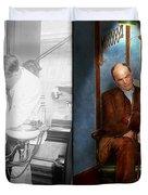 Dentist - Monkey Business 1924 - Side By Side Duvet Cover