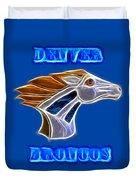 Denver Broncos 2 Duvet Cover
