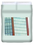 Denver Clouds Duvet Cover