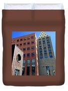 Denver Public Library Duvet Cover