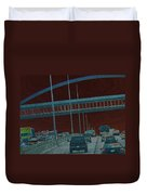 Denver Walkway Duvet Cover