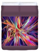 Depth And Color Duvet Cover