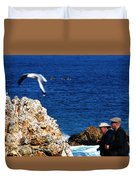 Depth Of Field Duvet Cover