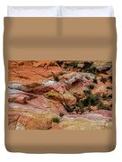 Depth Of The Canyon Duvet Cover