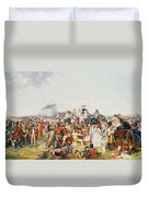 Derby Day Duvet Cover