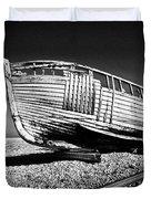 Derelict Boat Duvet Cover