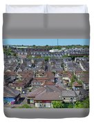 Bogside Derry Duvet Cover