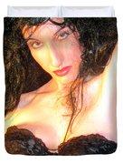 Desdemona - Fierce - Self Portrait Duvet Cover