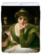 Desdemona Duvet Cover