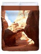 Desert Arch Duvet Cover