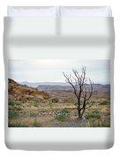 Desert Colors Duvet Cover
