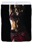 Desert Dancer Duvet Cover