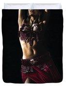 Desert Dancer Duvet Cover by Richard Young