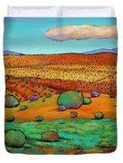 Desert Day Duvet Cover