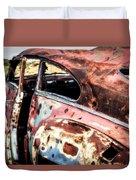 Desert Drive Duvet Cover