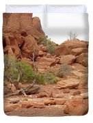 Desert Elements 5 Duvet Cover