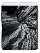 Desert Flow Duvet Cover
