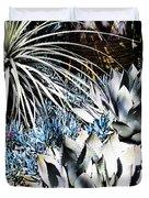 Desert Garden Duvet Cover