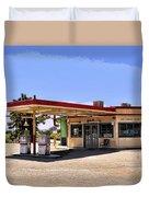 Desert Gas Duvet Cover