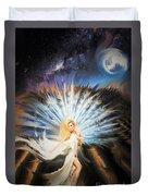 Desert Goddess Duvet Cover