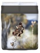 Desert Magic Duvet Cover