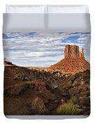 Desert Mitten Duvet Cover