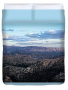 Desert Overlook #2 Duvet Cover