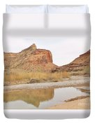 Desert Reflections 2 Duvet Cover