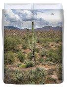 Desert Renewel Duvet Cover