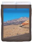 Desert Road Duvet Cover