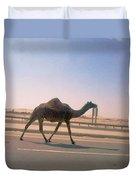 Desert Safari Duvet Cover