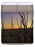 Desert Sky Duvet Cover