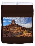 Desert Spire Duvet Cover