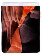 Desert Split Duvet Cover