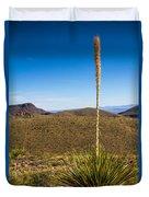 Desert Spoon #3 Duvet Cover
