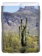 Desert Strength Duvet Cover