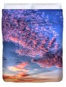Desert Sunset 2 Duvet Cover