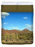 Desert View 340 Duvet Cover