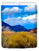 Desert View Duvet Cover