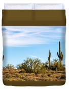 Desert View Duvet Cover