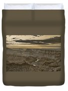 Desert View II - Anselized Duvet Cover