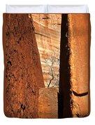 Desert Vise Duvet Cover